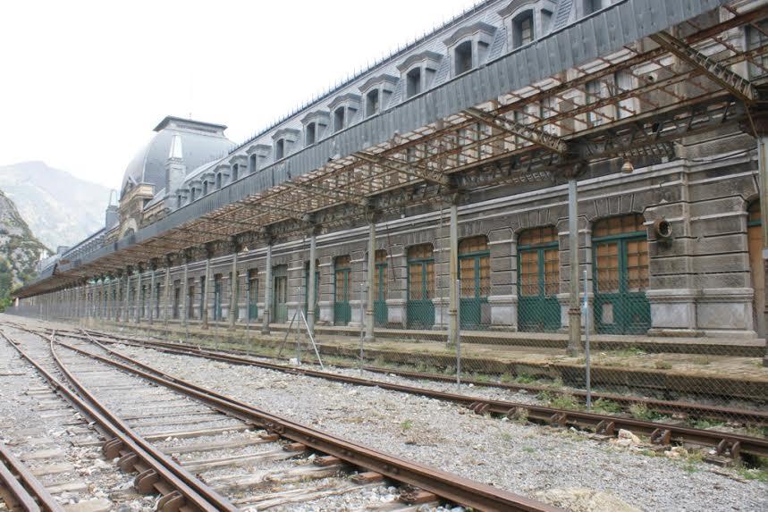 Estación de Canfranc - cimH0