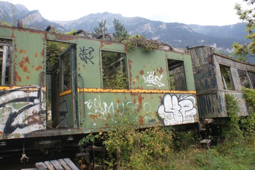 Abandono en Canfranc - cimH0