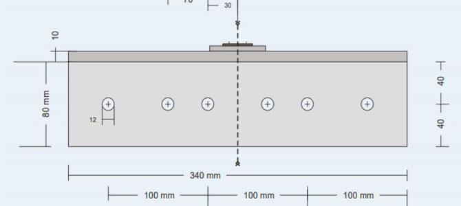 CIM34: Módulo plano de vía única y Perfiles normalizados