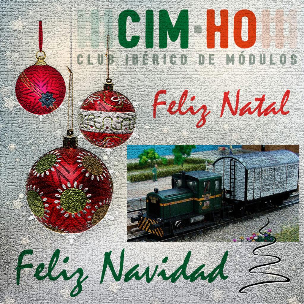 Feliz Navidad 2018 - cimh0