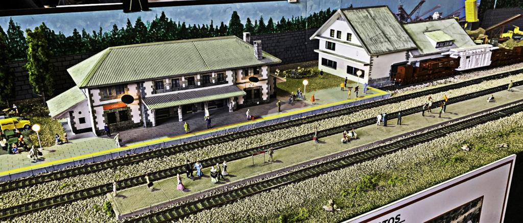 Estación de Cotos, Expomodeltren 2018 - cimH0