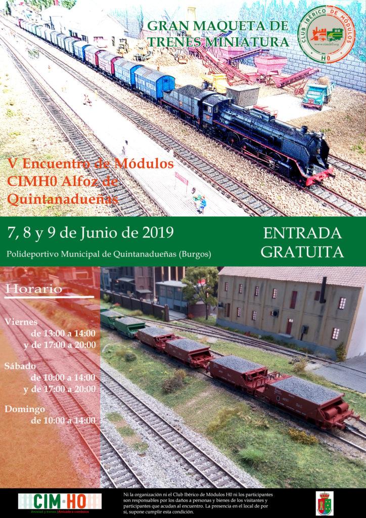 cartel Quintanadueñas 2019 - cimH0